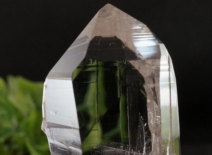 ガネッシュヒマール産水晶 (カテドラル トランスミッター) ティプリン産 31g-9