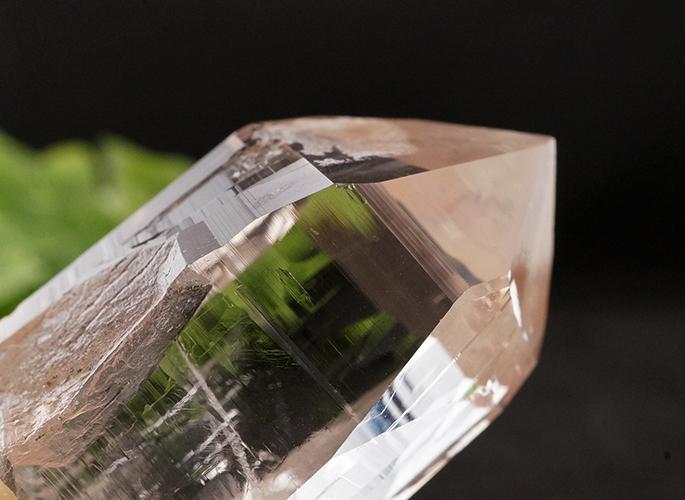 ガネッシュヒマール産水晶 (カテドラル トランスミッター) ティプリン産 31g-2
