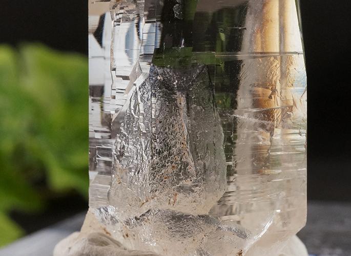 ガネッシュヒマール産水晶 (カテドラル トランスミッター) ティプリン産 31g-6