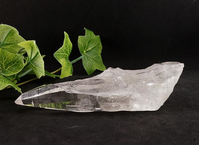 ガネッシュヒマール産水晶 (カテドラル レコード) ティプリン産 158g-1