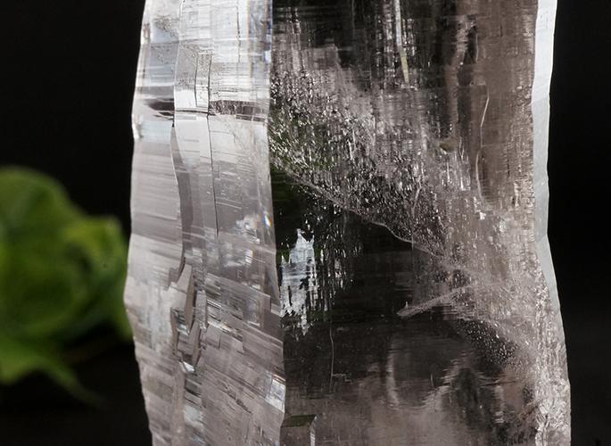 ガネッシュヒマール産水晶 (カテドラル レコード) ティプリン産 158g-5
