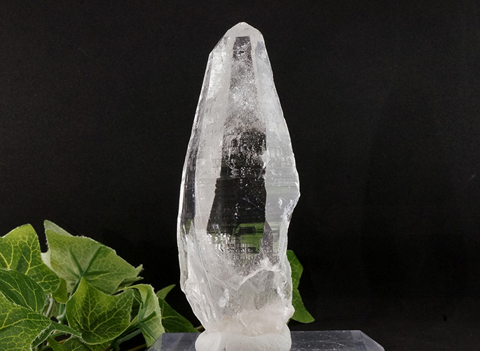 ガネッシュヒマール産水晶 (カテドラル) ティプリン産 219g
