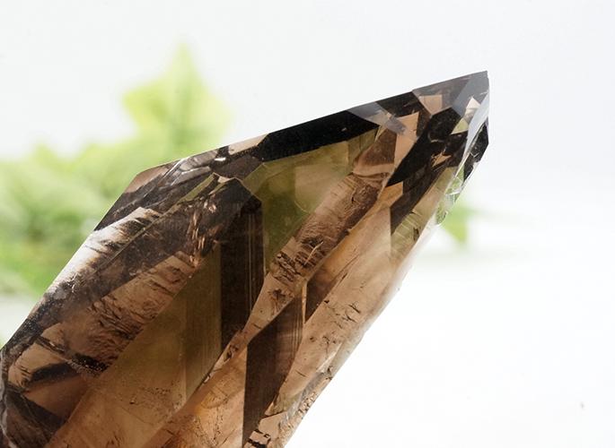 モンドクオーツ (スモーキー カテドラル) タンザニア産 45g-5