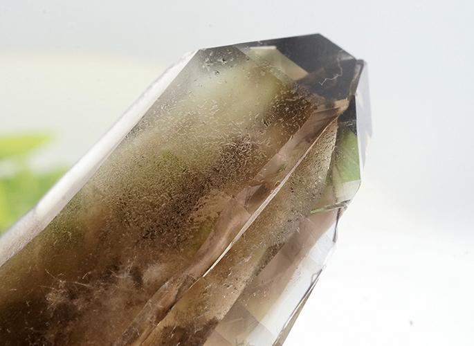 モンドクオーツ (スモーキー カテドラル) タンザニア産 49g-3