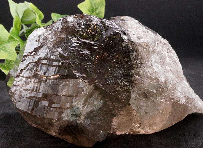ガネッシュヒマール産水晶 (スモーキーカテドラル) ガウリシャンカール産 1263g -2