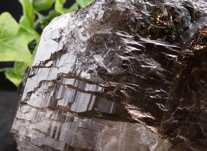 ガネッシュヒマール産水晶 (スモーキーカテドラル) ガウリシャンカール産 1263g -7