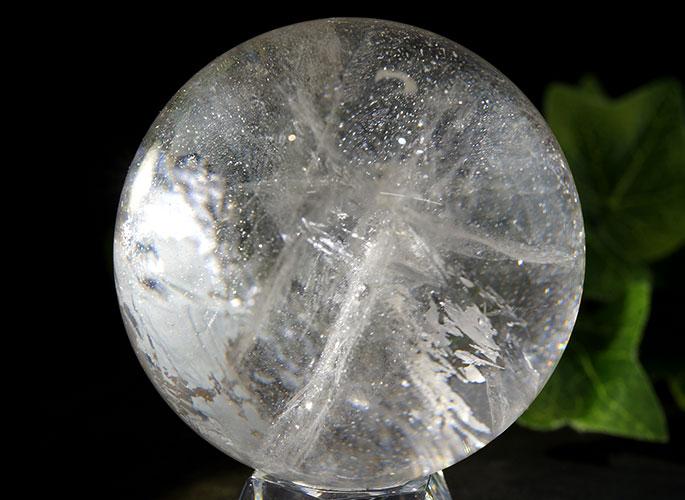 水晶玉 モンドクォーツ