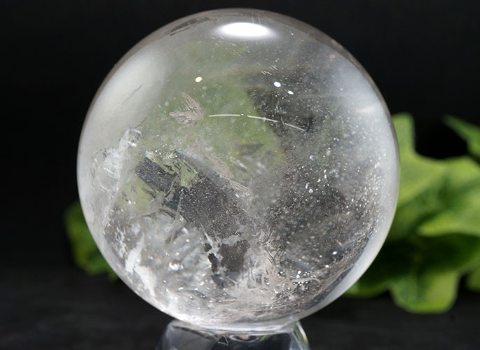 水晶玉 モンドクォーツ-4