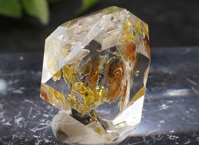 オイルin ハーキマーダイヤモンド ニューヨーク産-11