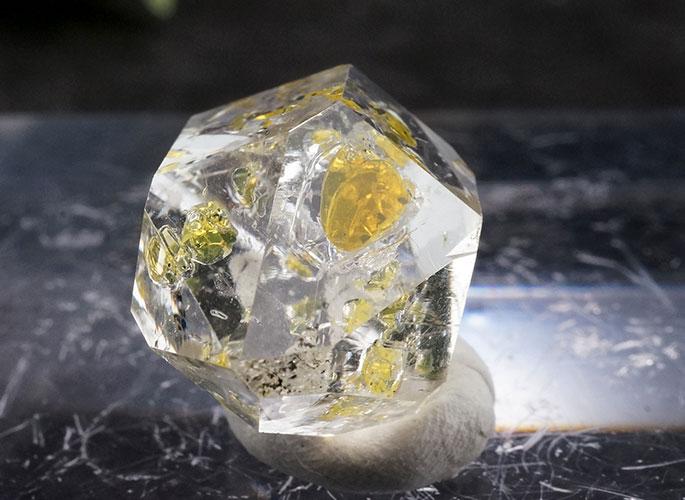 オイルin ハーキマーダイヤモンド ニューヨーク産-2
