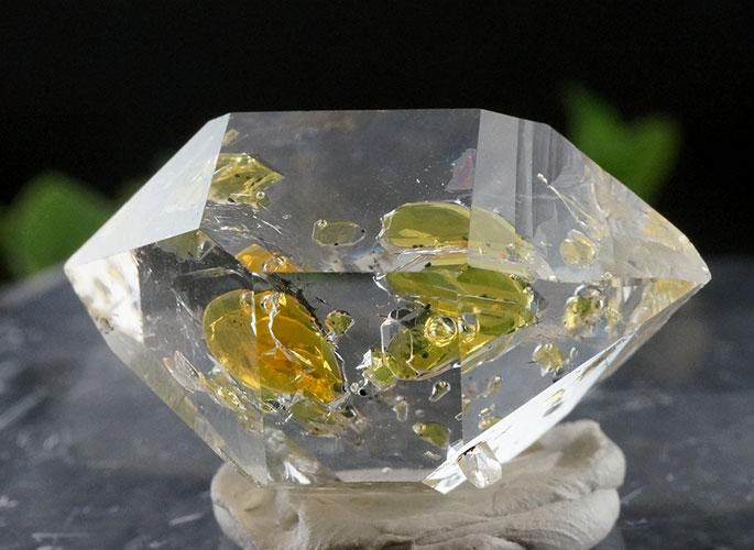 オイルin ハーキマーダイヤモンド ニューヨーク産-4