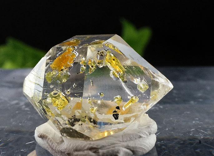 オイルin ハーキマーダイヤモンド ニューヨーク産-5