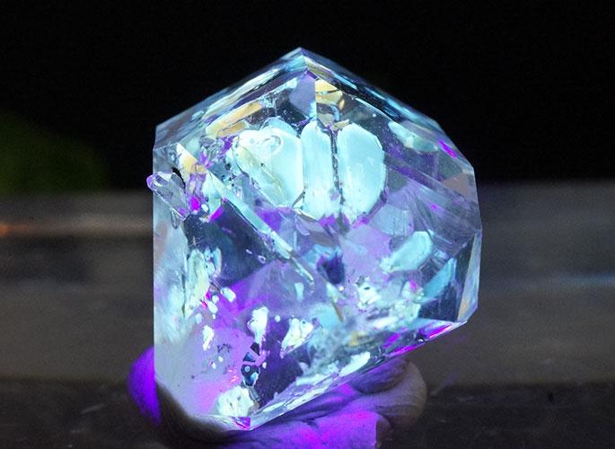 オイルin ハーキマーダイヤモンド ニューヨーク産-7