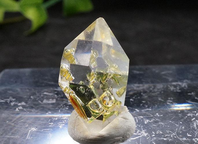 オイルin ハーキマーダイヤモンド ニューヨーク産-0