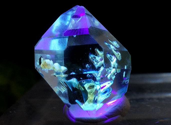 オイルin ハーキマーダイヤモンド ニューヨーク産-9