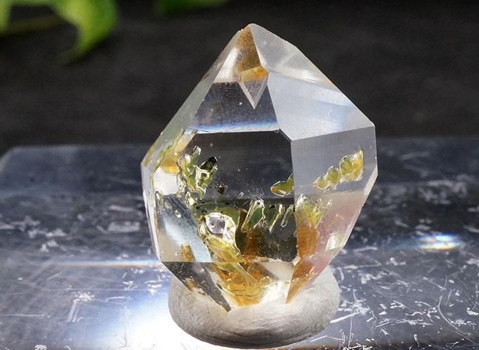 オイルin ハーキマーダイヤモンド ニューヨーク産-1