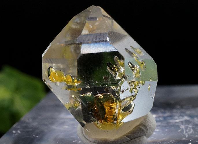 オイルin ハーキマーダイヤモンド ニューヨーク産-3