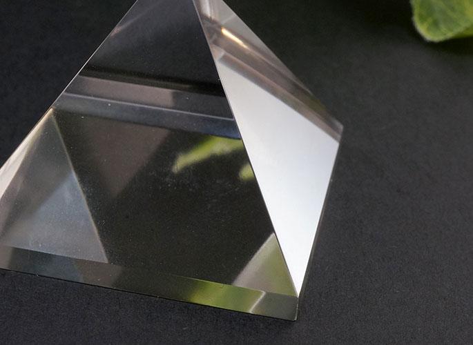 超高品質!ガネッシュヒマール ピラミッド-5