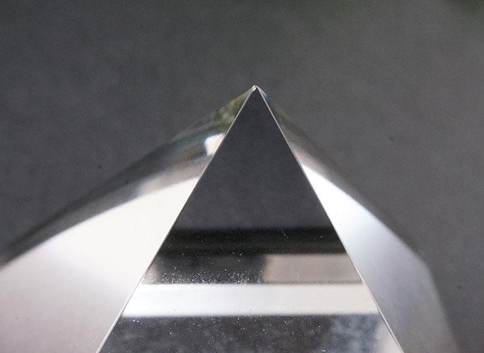 超高品質!ガネッシュヒマール ピラミッド-6