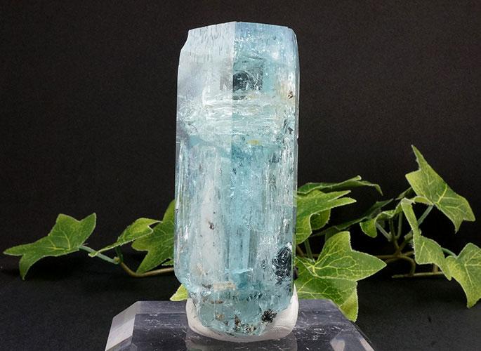 ネパール産 スーパーレインボーアクアマリン 原石(20-suzu-719)