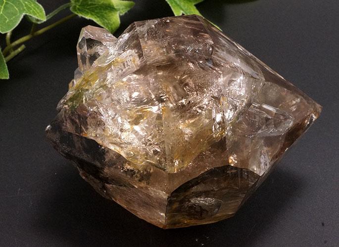 スモーキーハーキマーダイヤモンド(レインボー)-2