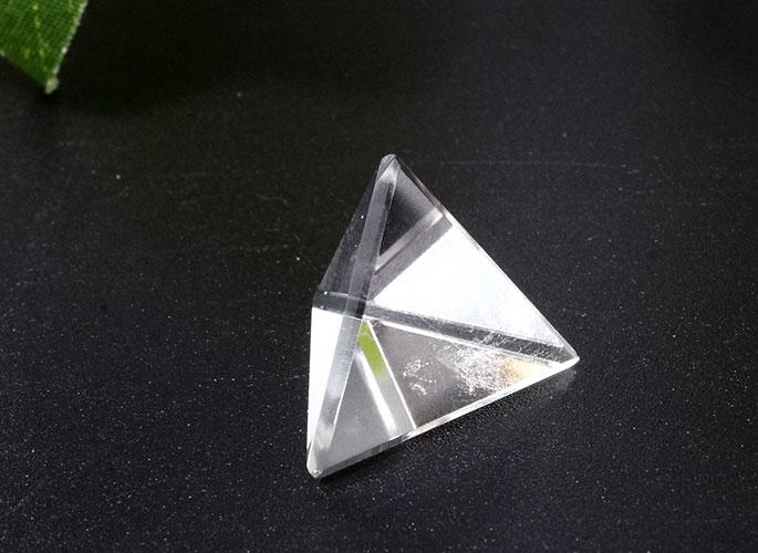 ヒマラヤ水晶 プラトン立体 5個セット-1